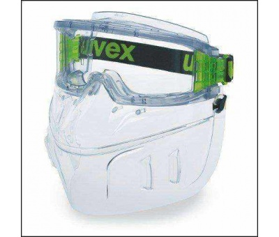 UVEX ULTRAVİSİON 9301 FACE GUARD GÖZLÜK